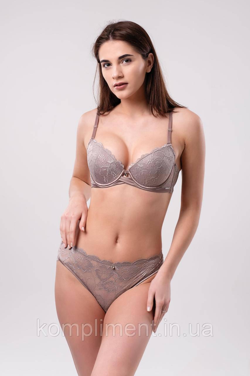 Комплект женского нижнего белья Balalaum  9370 латте
