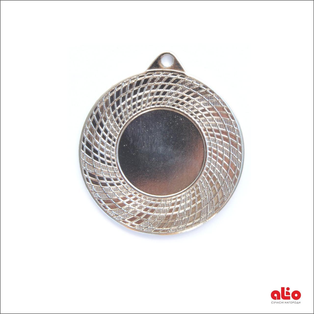 Медаль Д259 серебро 50 мм