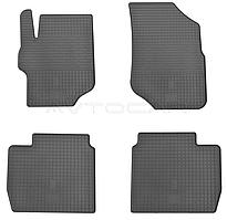 Резиновые коврики для Citroen C-Elysse с 2013- (Stingray)