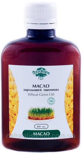 Масло зародышей пшеницы, 100 мл