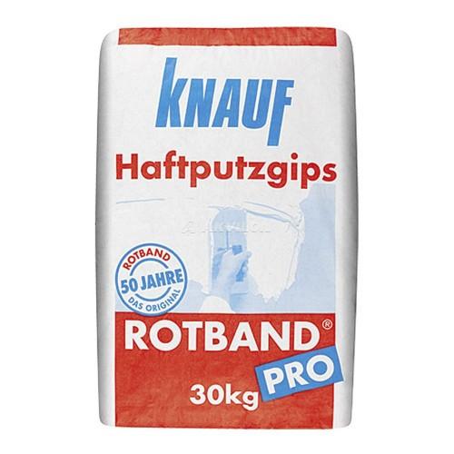 Штукатурка гіпсова універсальна (старт+фініш) ROTBAND KNAUF, мішок 30 кг.