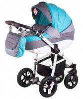 Детская универсальная коляска 2 в 1 Adamex Neonex Tip 21 B