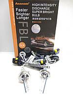 Комплект ксеноновых ламп Aozoom FBL, +50%, H7, 5500K, 35W, AMP