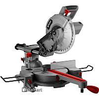 Пыла торцовочная 1800Вт, 5000 об/мин, диск 210 мм, лазер, протяжка, Forte MS-210 SL (77396)