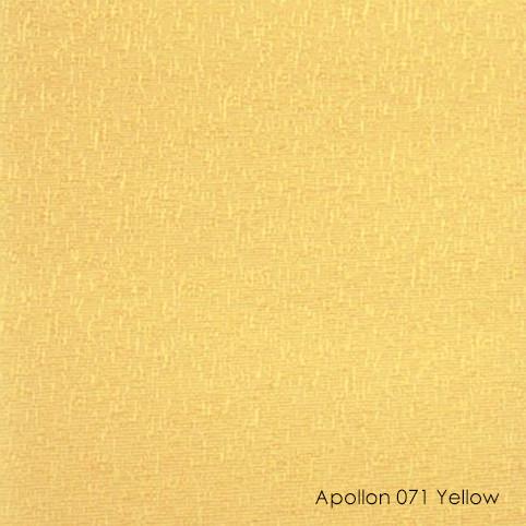 Вертикальные жалюзи Apollon-071 yellow