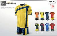 Футбольная форма итальянского спортивного бренда Royal (ikaro)
