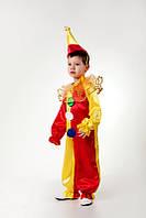 Детский карнавальный костюм Клоун, рост 98-116 см