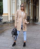 Женское кашемировое пальто.Размеры:S-XL., фото 1
