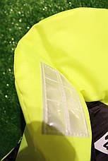 Спасательный жилет Vulkan Neon Yellow Junior (30-40 кг), фото 3