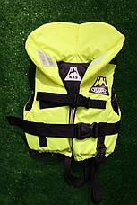 Спасательный жилет Vulkan Neon Yellow Junior (30-40 кг), фото 2
