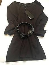 Свитер кофта  женский темно-коричневого цвета S.Oliver длинный рукав осень зима, фото 3