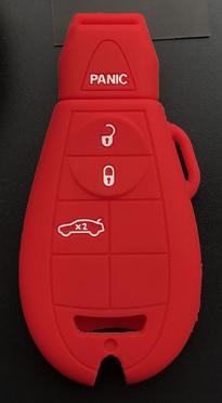 Силиконовый чехол для ключа Dodge Avenger,Caliber ,Charger,Dart,Journey,Nitro ,Ram,Caravan,Viper,Challenger