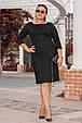 Платье женское модное стильное с молнией размер 50-56 купить оптом со склада 7км Одесса, фото 10