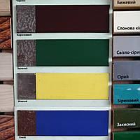 Эмаль Protect 3 в 1 Kompozit® коричневая для оцинковки, алюминия, нержавейки, меди, латуни, 10кг.
