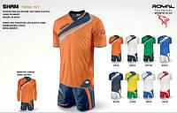 Cпортивная форма итальянского спортивного бренда Royal (sham)