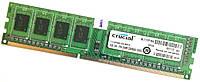 Оперативная память Crucial DDR3 2Gb 1333MHz PC3-10600U CL9 1R8 (CT25664BA1339) Б/У, фото 1