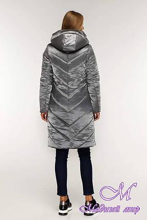 Зимняя куртка женская (р. 44-58) арт. 1143 Тон 65, фото 2