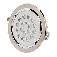Точечный LED светильник  HOROZ  HL 677L СНИМАЮТСЯ С ПОСТАВОК!
