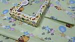 Винни салатовый, бязь (Детский), фото 3