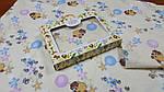 Дитячий комплект постільної білизни , бязь Вінні жовтий., фото 2