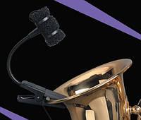 """Инструментальный микрофон для записи """"гусиная шея"""" DR-812"""