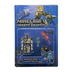"""Ігровий набір """"Підводний Майнкрафт: Залізний Голем"""""""