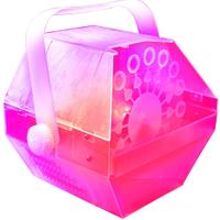 Генератор мыльных пузырей HIT LED BUBBLE