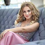 Marry-Elizabeth - Діадема копія улюбленої корони Єлизавети 2ї (6см), фото 5