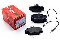 Тормозные колодки передние ALPINE A610 ALPINE А610 (GOODREM RM1170)