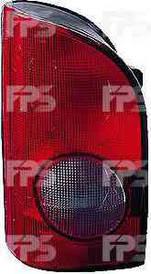 Фонарь задний для Hyundai H-100 '95-00 правый (DEPO)