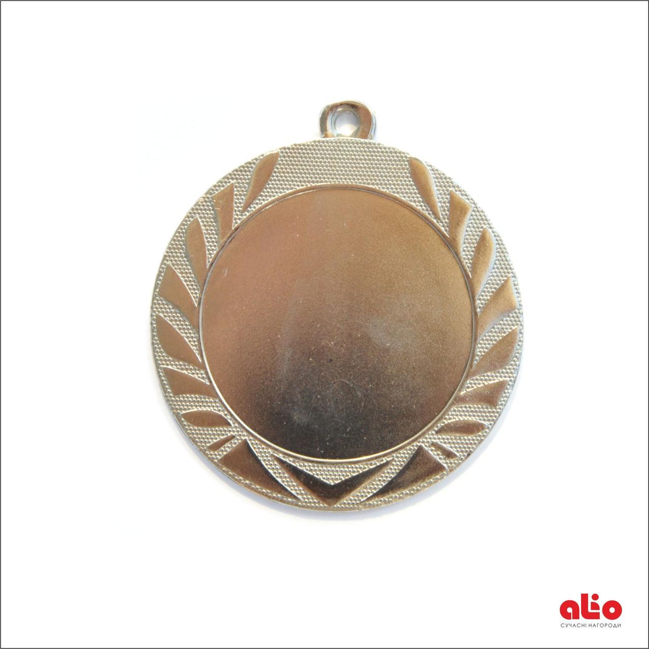 Медаль Д313 серебро 70 мм