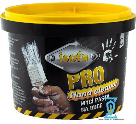 Паста для рук, очищающая Isofa Pro Автопаста