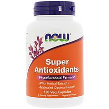"Супер антиоксидант NOW Foods ""Super Antioxidants"" с экстрактами трав (120 капсул)"