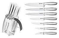 Набор ножей Vinzer Razor 9 пр 89112