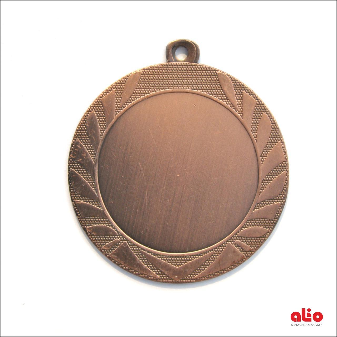 Медаль Д313 бронза 70 мм