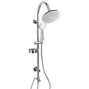 Душевая система стропическим душем Q-tap 1002 CRM