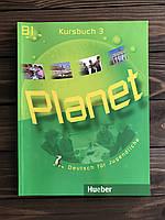 Книга с немецкого «Planet Kursbuch 3 B1 Hueber» Gabriel Koop и др.