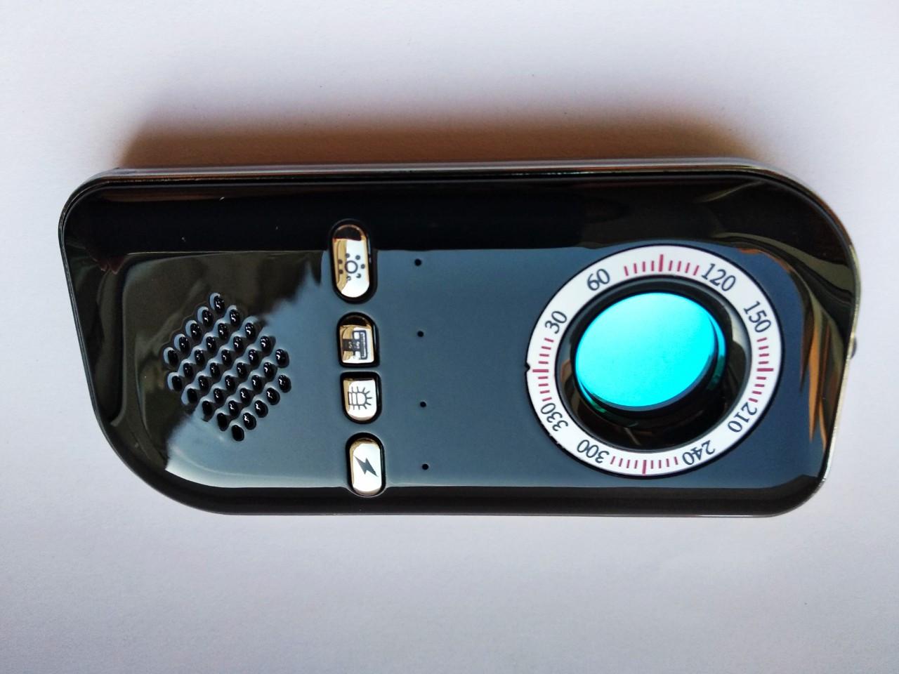 Детектор скрытых видеокамер К300