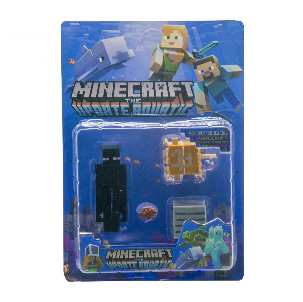 """Ігровий набір """"Підводний Майнкрафт: Потопельник"""""""