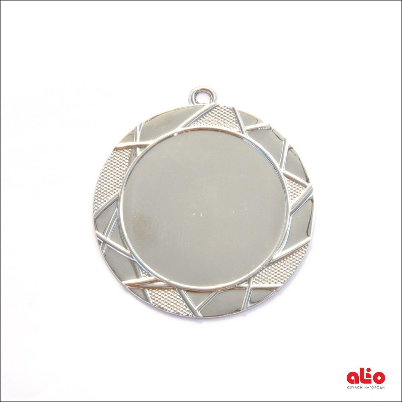 Медаль Д69 серебро 70 мм