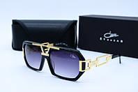 Солнцезащитные очки Cazal 8012 черные, фото 1