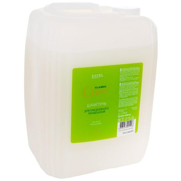 Шампунь для ежедневного использования Estel Curex Classic Shampoo, 5000 мл