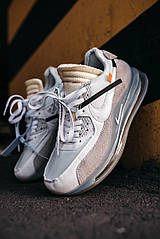 "Мужские кроссовки Nike Off-White New ""Grey"""