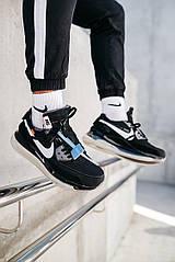 "Мужские кроссовки Nike Off-White New ""black"""