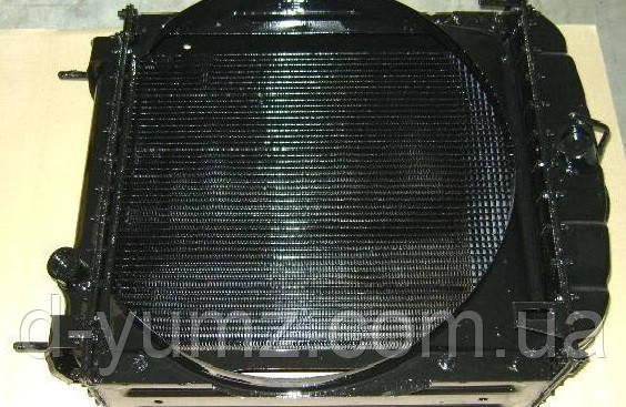 Система охлаждения трактора ЮМЗ, МТЗ (Д-65, Д-240, Д-243)