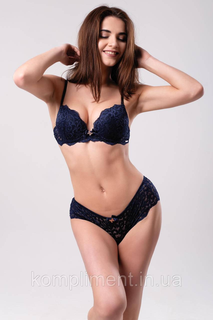 Комплект женского нижнего белья с эффектом пуш ап,  Balalaum  9327.