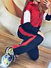 Женский спортивный костюм ZARA весна-осень (42 44 46 48) (цвет красный) СП