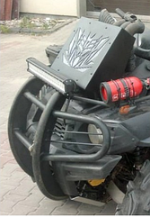 Комплект выноса радиатора KawasakiBrute Force 750