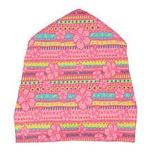 Детская косынка для девочки MaxiMo Германия 63400-931300 Розовый