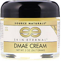 "Увлажняющий крем с DMAE Source Naturals ""Skin Eternal DMAE Cream"" антивозрастной (56.7 г)"